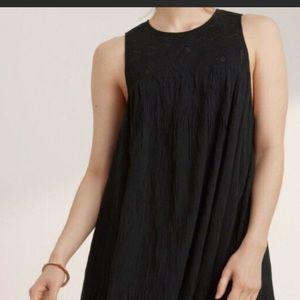 Aritzia Wilfred Allier Black Modal Dress Size SM